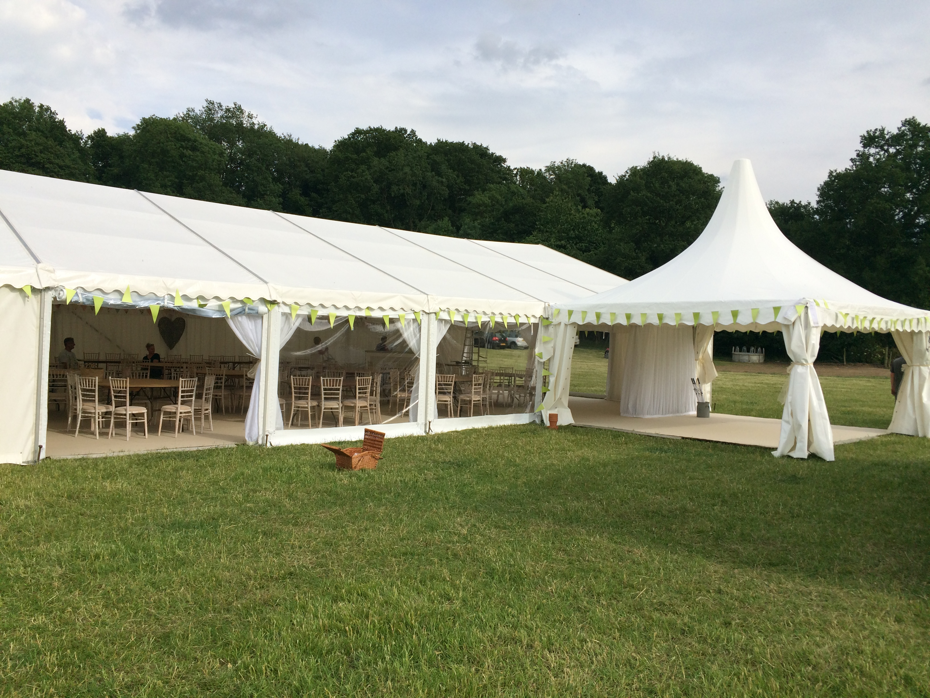Marquee Photo Gallery Big In Tents